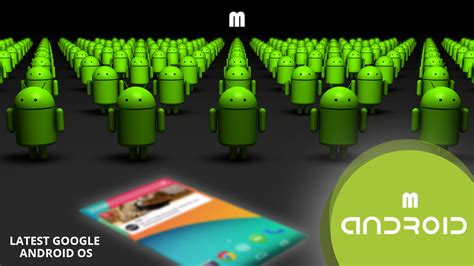 current android version android m the next flavour is on its way to thrash out web design mobile application