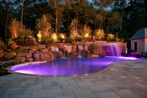 Backyard Landscaping With Pool Backyard Pool Designs Ideas To Your Backyard Homestylediary