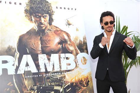 rambo film actor rambo to get indian remake starring tiger shroff ew com
