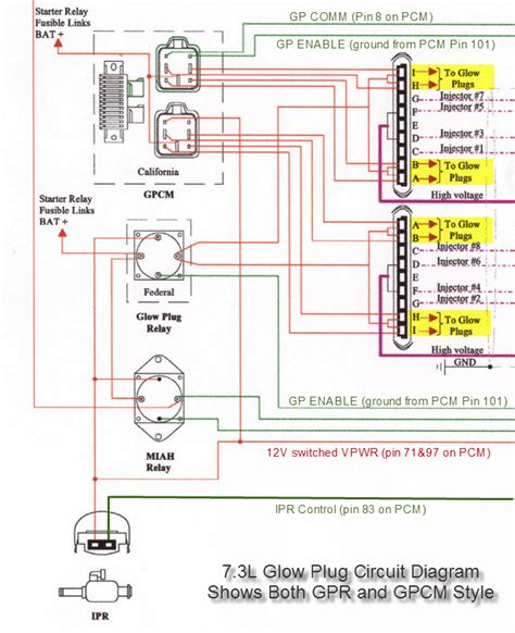 wiring diagram glow relay image collections wiring