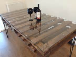 If you want to have a beautiful industrial looking table that will