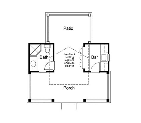 pool cabana floor plans summerville pool cabana plan 009d 7524 house plans and more