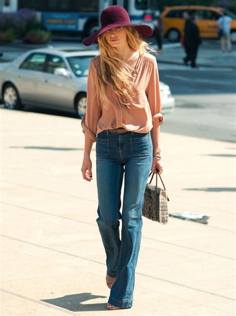 the effortless chic the flare jeans effortless chic