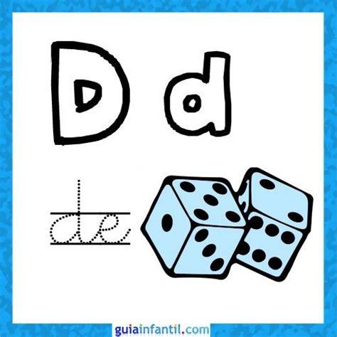 fichas letras con pictogramas letra imprimir letra d fichas con el abecedario para ni 241 os fichas con las letras abecedario