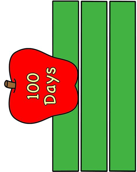 100 days of school hat template 100 days of school hat paper craft color template