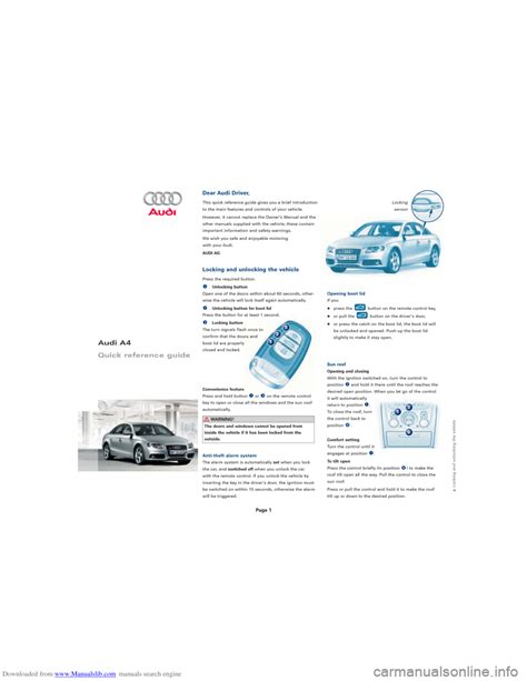 auto repair manual online 2008 audi a6 windshield wipe control 100 audi a6 owners manual 2008 2015 audi a3 sedan owner u0027s manual set u0026 case