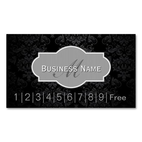 make your own punch card template 1000 images about customer loyalty card templates on
