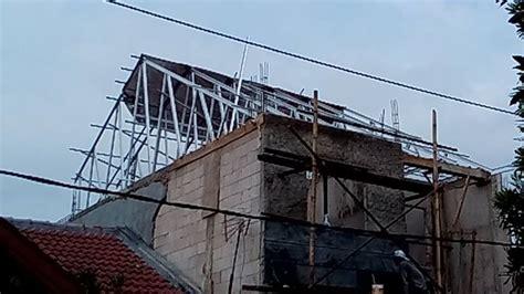 Atap Baja Ringan di Sukamahi Cikarang   Baja Ringan Cikarang