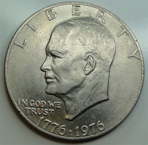 eisenhower dollar coins collectibles modern antiques