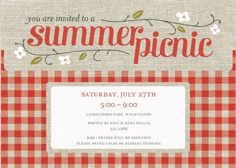 picnic invitation template 1000 images about places to visit on