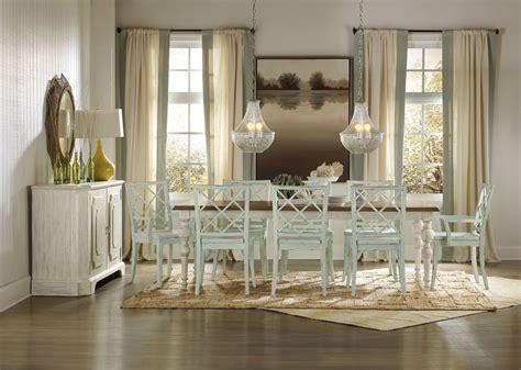 hooker furniture dining room sunset point rectangle dining sunset point beige rectangular extendable dining room set