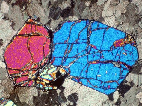 olivine thin section atlas of metamorphic minerals