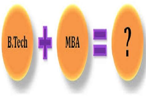 Tech Mba by Is Mba After Engineering A Idea