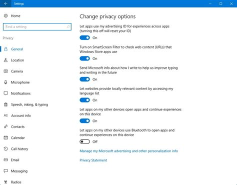 how to manage cortana settings on the windows 10 fall customize cortana settings on windows 10