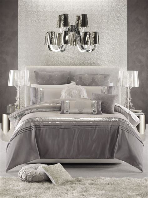 glamorous bedding home glam decor on pinterest vanity tray glamorous