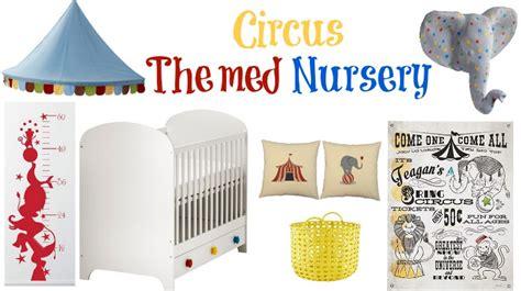 Circus Nursery Decor Circus Themed Nursery Rustic Baby Chic