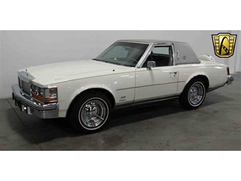 79 Cadillac Seville For Sale by 1979 Cadillac Seville For Sale Classiccars Cc 957823