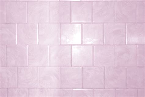 Bathroom Tile | pink bathroom tile with swirl pattern texture picture