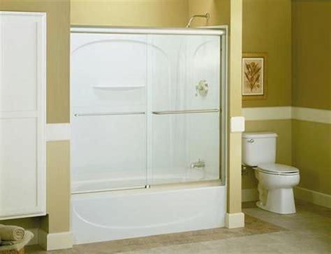 Sterling Finesse Shower Door Shower Doors A Surprising Modern Update For Your Bathroom