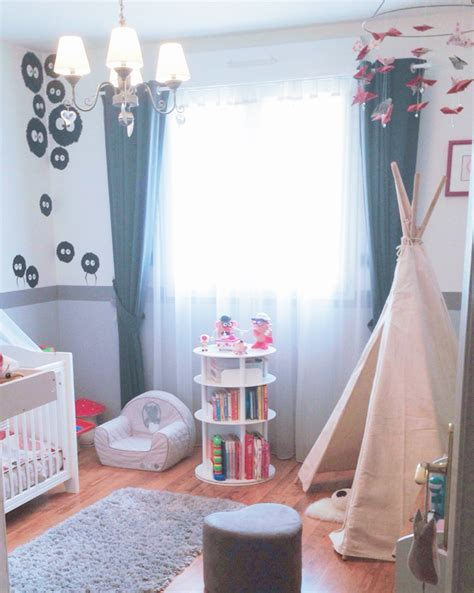 Exceptionnel Idee Deco Chambre Fille 2 Ans #3: decoration-chambre-petite-fille-2-ans-7.jpg