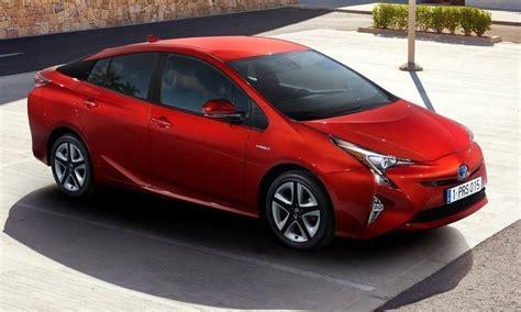 Toyota Hybrid Prius Fuel Consumption New 2016 Toyota Prius Has Highest Fuel Economy Of Any