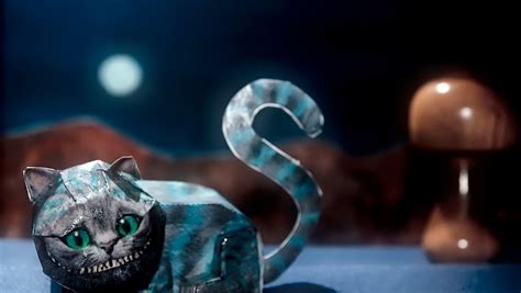 Cheshire Cat 3d Model