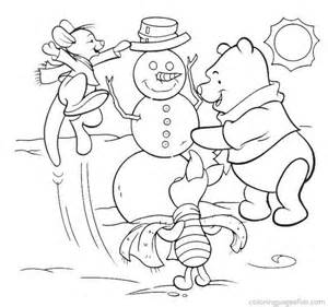 disney christmas coloring pages printable coloring