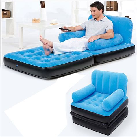 pull out couch bed mattress house inflatable pull out sofa couch full double air bed