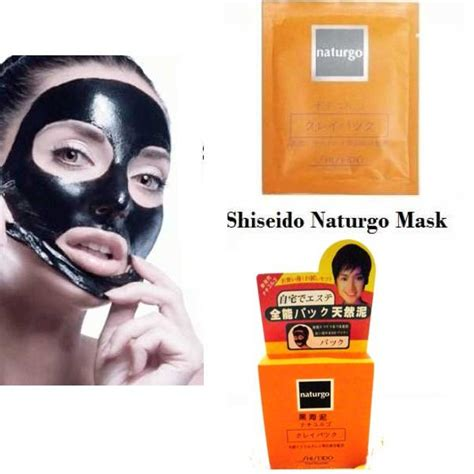 Shiseido Naturgo Mask shiseido peel naturgo black s end 4 25 2017 11 15 am