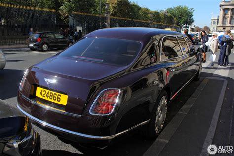 bentley mulsanne grand limousine bentley mulsanne grand limousine 5 oktober 2016 autogespot