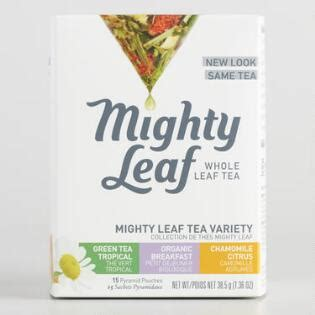 Mighty Leaf Detox Tea Ingredients by Hella Bitter Aromatic Bitters World Market