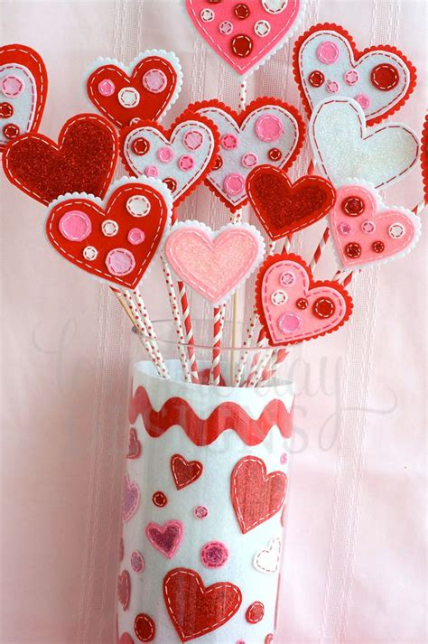 cute heart themes hearts hmm could use this as ideas to decorate valentine
