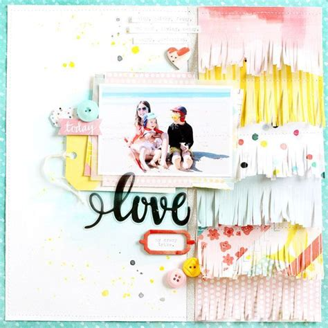 scrapbook layout magazine 62 best mothers day cards images on pinterest
