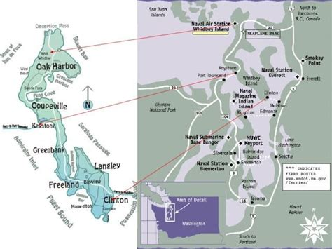 map of whidbey island 17 best images about nas whidbey island wa on