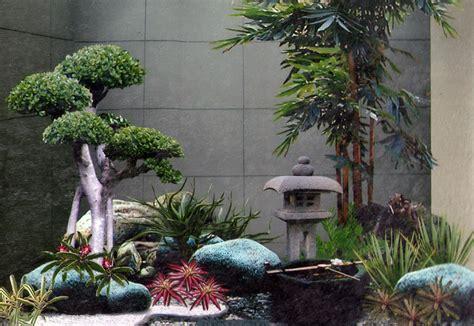 tanaman hias  taman mungil informasi desain
