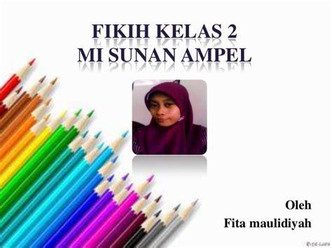 Fiqh For Adzan Dan Iqamah fikih kelas 2