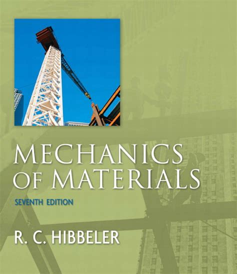 Hibbeler Mechanics Of Materials Pearson
