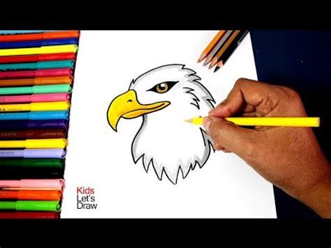imagenes de aguilas faciles para dibujar c 243 mo dibujar un 193 guila paso a paso how to draw an