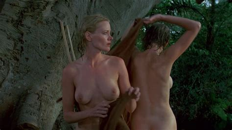 Naked Leigh Harris In Sorceress