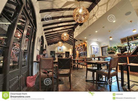 design cafe pacific design center coffee shop interior design editorial image