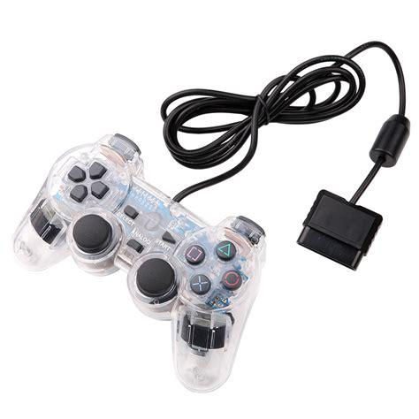 Joystick Usb Sony usb abs shock controller for sony ps2 playstation 2 joystick gamepads ebay