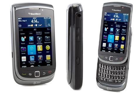 Blackberry Torch 9800 mobile phone reviews blackberry 9800 torch 3g enabled