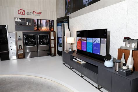 the best smart home iot products of ces 2017 zdnet lg shapes the year ahead with trendsetting smart