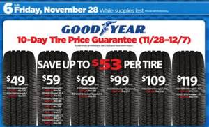 Car Tire Sales Walmart Best Black Friday Doorbusters Top 10 Best Deals Heavy