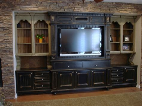 custom built entertainment center www mattgausdesigns