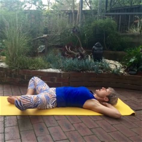 Reclining Butterfly Pose by 7 Go To Poses For The Of Balance