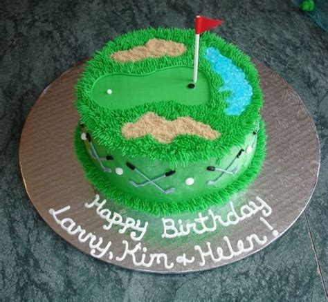 golf themed cake decorations 25 best ideas about golf birthday cakes on