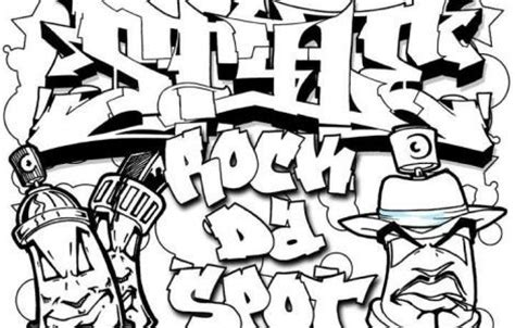 printable coloring pages graffiti get this printable graffiti coloring pages online 91296