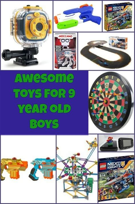 christmas gift ideas for 9 year old boys toys for 9 year boys toys model ideas