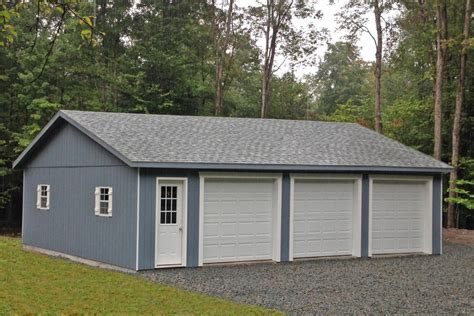 Cost Of 3 Car Garage by Detached Garage Built In Lancaster Pa